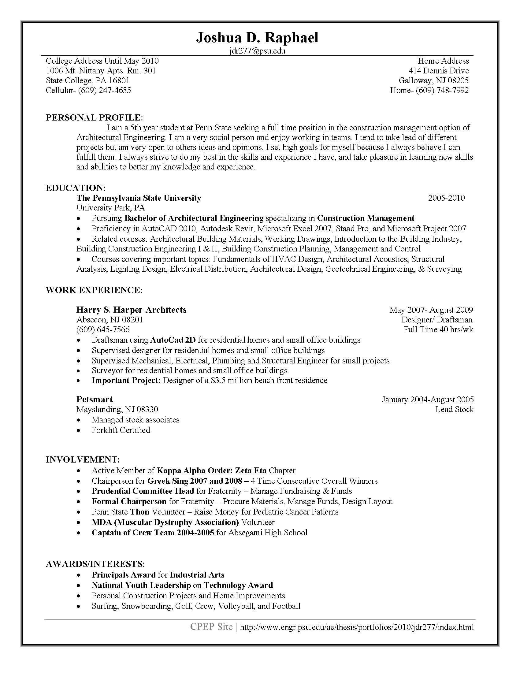 Resume Guideline. how resume 2017 looks like 16 tips guide. a ...